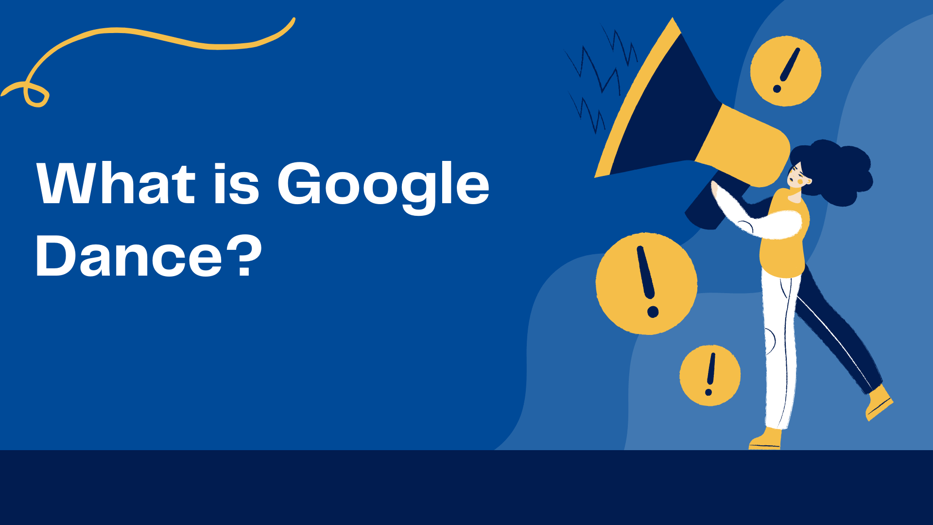 What is Google Dance?
