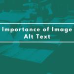 Importance of Image Alt Text